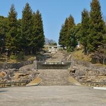 手柄山中央公園(カスケード)