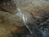 大自然の恵み【温泉】(露天風呂)