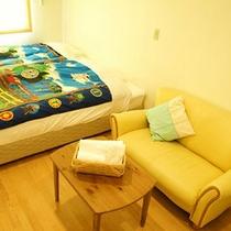 *【客室例】大好きなキャラクターに囲まれて夢の中へ…☆彡
