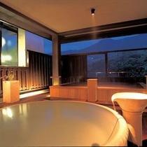 露天風呂さくらの湯