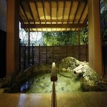 浴室/つばきの湯 岩風呂