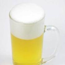 夏はグイッとビールでしょ♪