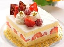 人気パティスリーのケーキ