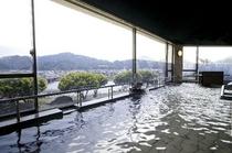 大浴場からの景色