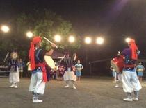 盆祭り エイサー