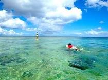 SUP&サーフィン