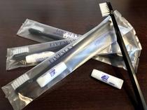 【全室完備】歯ブラシ