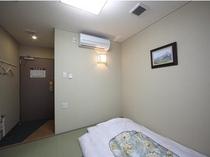 シングルお布団タイプ 和布団+ちゃぶ台 ご案内階は2階となります。
