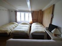 ・・・3人部屋