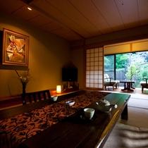 【離れ】露天風呂付客室