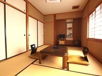 1階にも2部屋ございます。ご希望であれば、ご予約時にお知らせください。空いていれば優先します。
