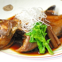 煮魚の一例