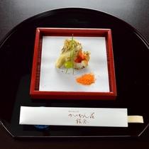 *【ご夕食一例・揚げ物】