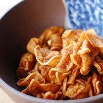 【朝食】大根のお漬物