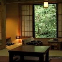 【和室イメージ】静けさに包まれて・・・ゆっくりとした時間をお過ごし下さい