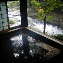【貸切露天】升の湯