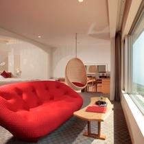 新装客室406号室