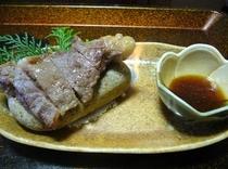 牛ステーキ(通年)