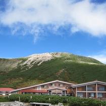 白山山頂(御前峰)