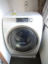 レジデンスルーム洗濯乾燥機