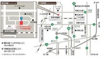ホテルマークワン地図