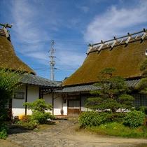本館 芽葦屋根の家