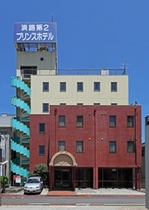 淡路第2プリンスホテル外観