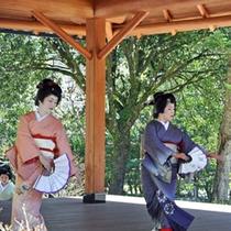 桜とお吉祭り