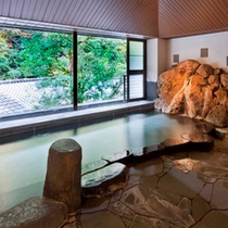 御婦人風呂(内風呂)【滝の湯】