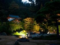 お庭lightup01