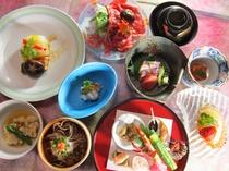 2011年12月雅びの舞お料理