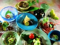 2011年8月雅びの舞お料理