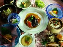 9月替り料理のイメージ2010