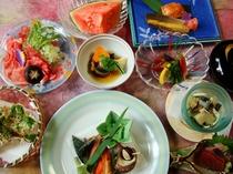 2012年5月雅びの舞お料理