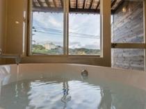 301 お風呂からの景色