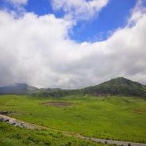 草千里2012年8月撮影