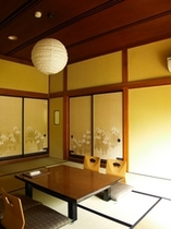 松川側和室