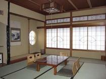 松川沿い和室