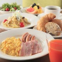 和洋バイキング朝食 〜洋食イメージ〜