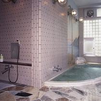 大理石風呂