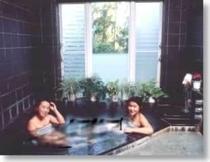 天然温泉風呂 1