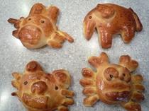 パン作り作品