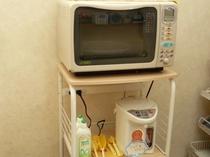電子レンジ・ミルク用ポット・哺乳瓶洗浄セット(無料)