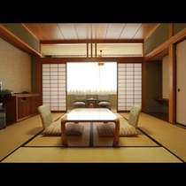 【客室例】和室10畳
