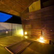 ■星の湯/露天風呂■