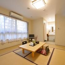 ■半露天付和室■畳のお部屋はやっぱり寛げますね♪