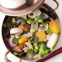 無農薬で大雪に育まれたキッチン・ガルテンの野菜たちに会いに行きませんか?