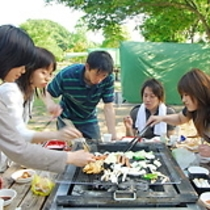 デイキャンプ場(バーベキュー場)4