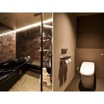 Suite358 バス トイレ