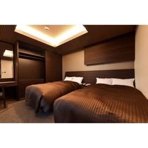 Suite358ベッドルーム